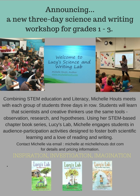 Lucy's Science Writing Lab