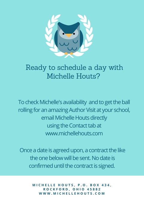 READY TO SCHEDULE A DAY WITH MICHELLE HOUTS?